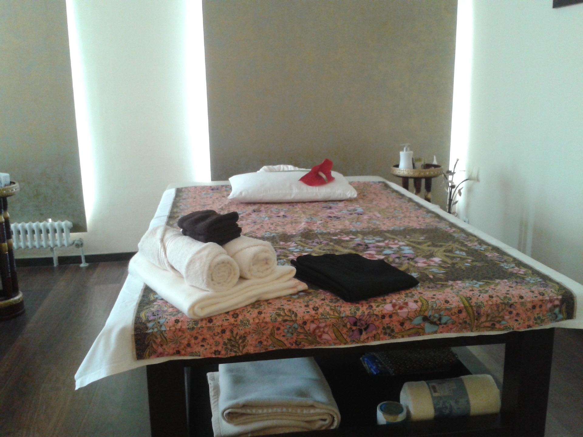 Thai massage uhingen